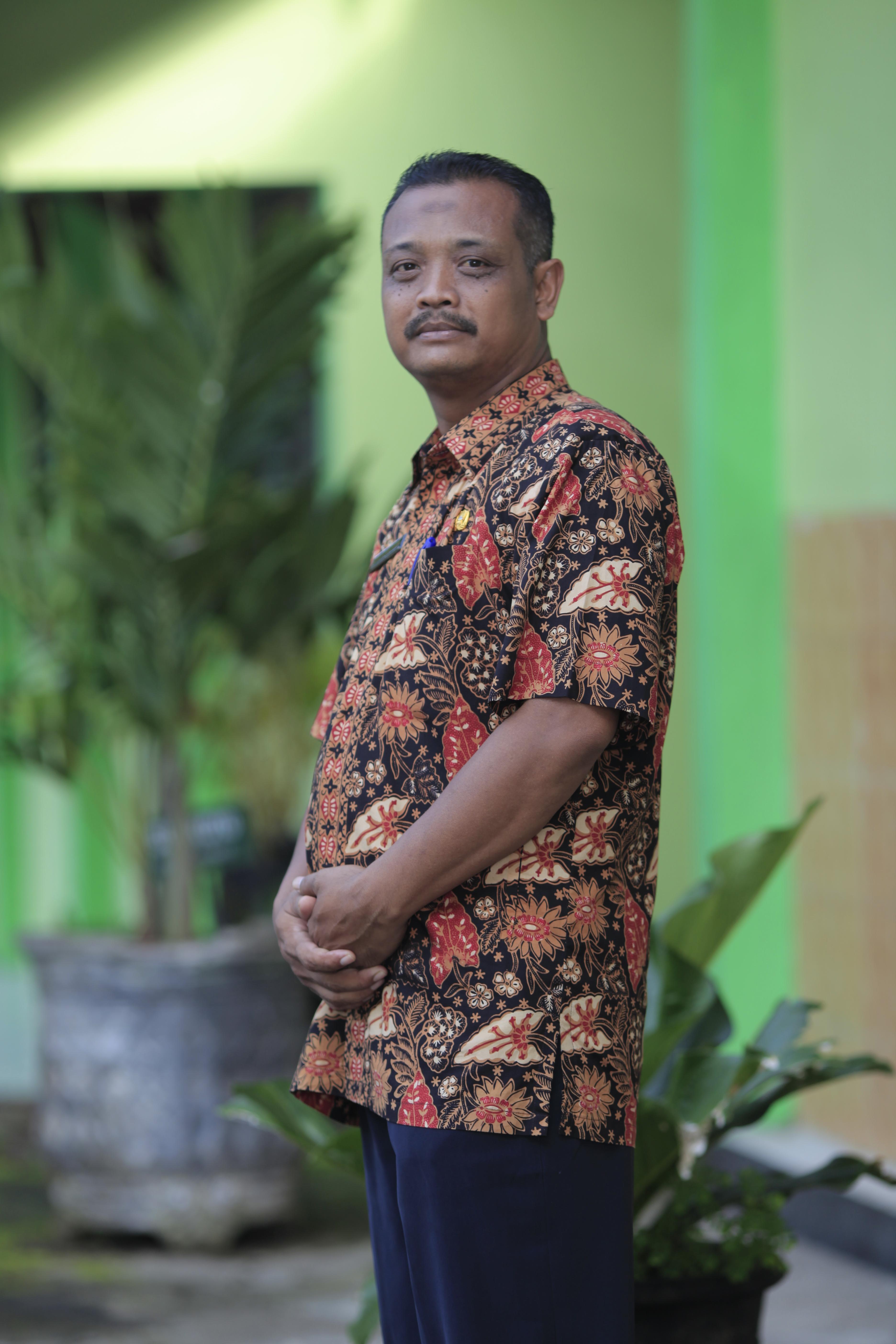 PURWO SUBIYANTORO, S.PD.